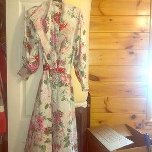 Vintage Victoria Secret Robe
